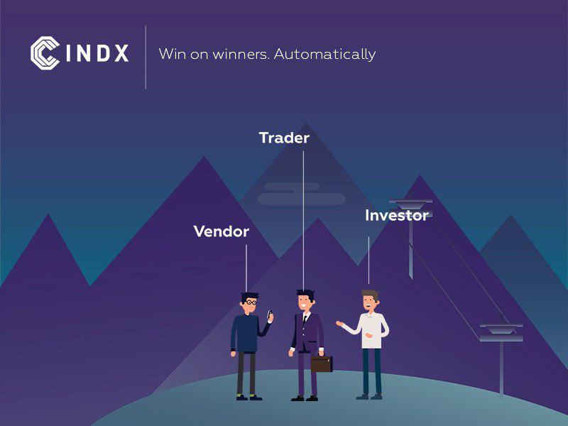 Cryptocurrencies and private capital management: CINDX platform allows easy and profitable investment in cryptocurrencies