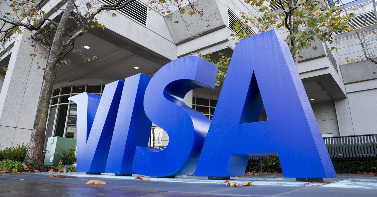 Visa CEO: Crypto Doesn't Challenge Our Hegemony in the Short to Medium-Term