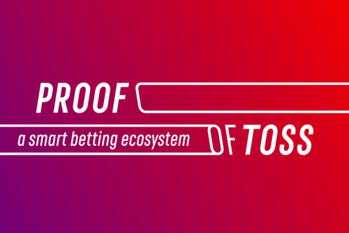 Betting Ecosystem PROOF OF TOSS Starts The Token Sale