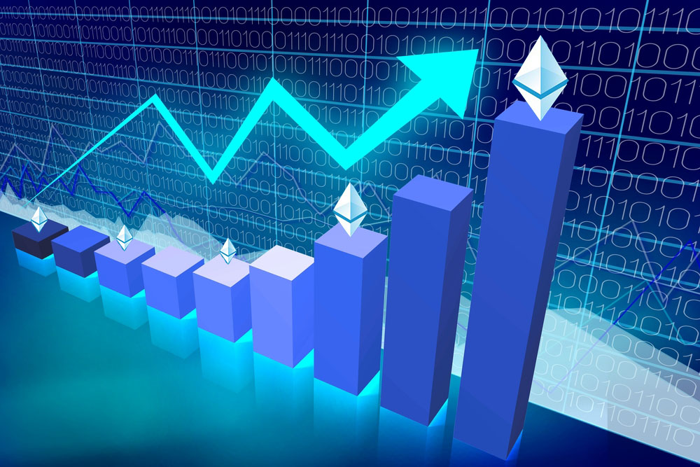 Ethereum On-Chain Transaction Volume Reached Record High in December 2018