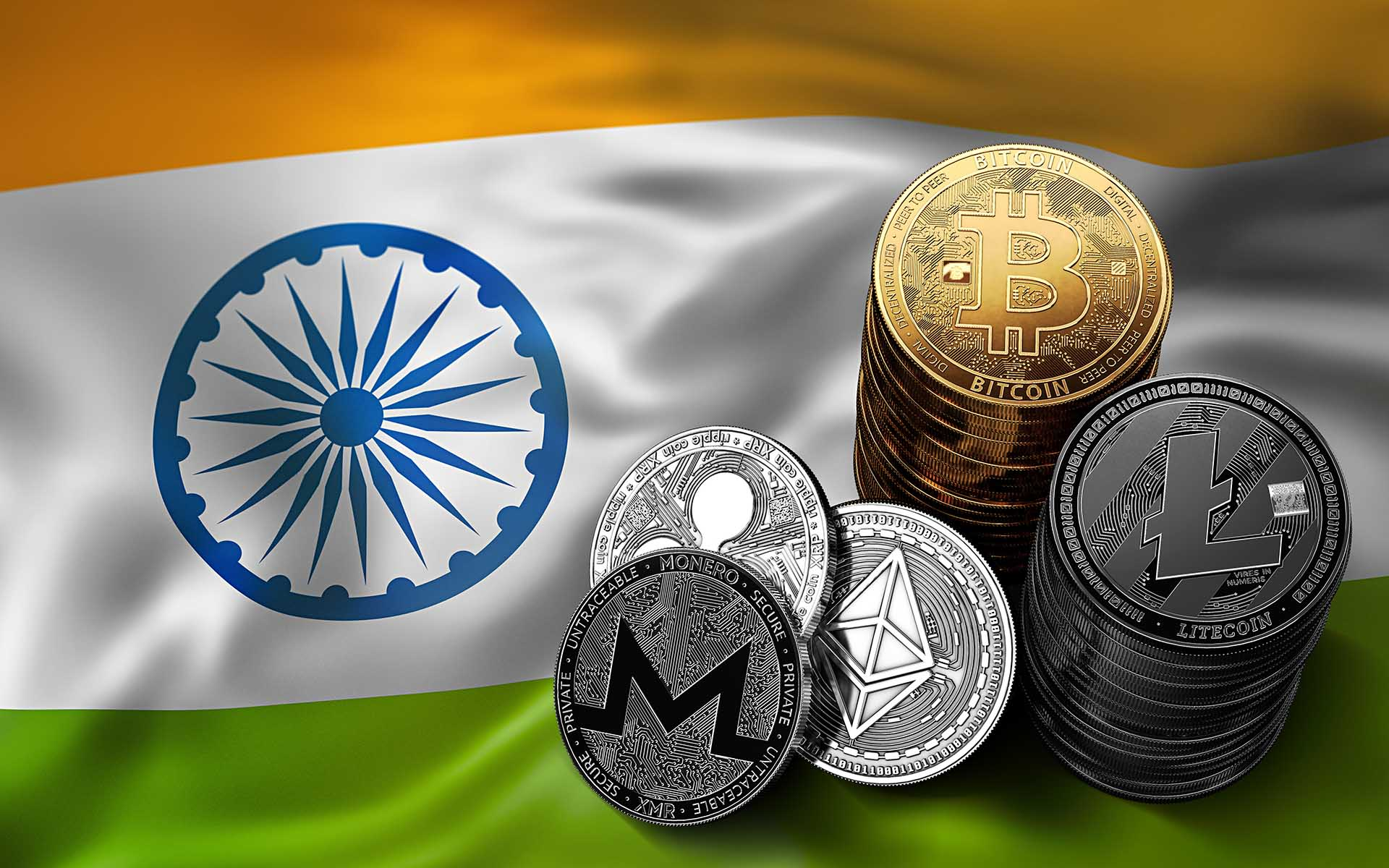 Report: India Considers Complete Ban on Digital Currencies