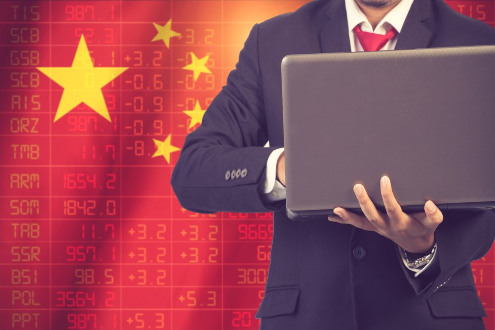 China's Shenzhen Stock Exchange Launches Index of 50 Blockchain Firms