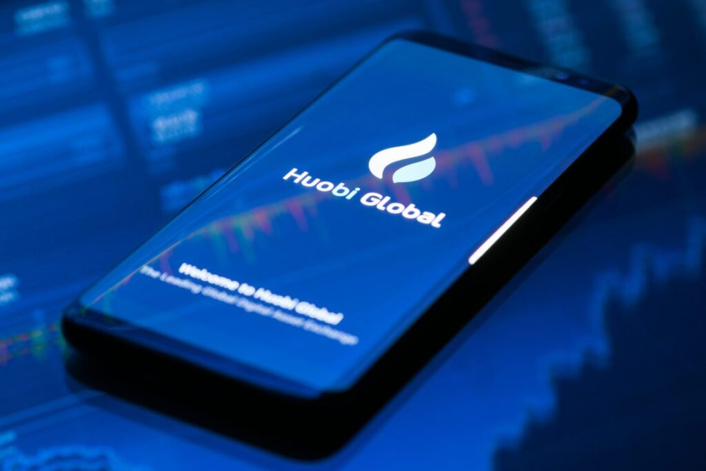 Huobi crypto exchange launches trading app in Russia