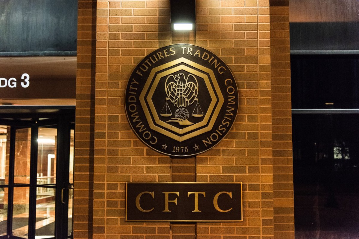 The CFTC's tech team is trying to figure out what to do about DeFi