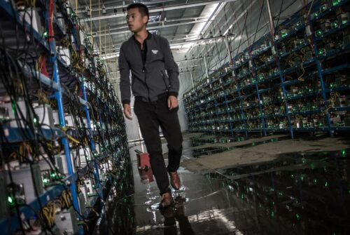 Authorities shut off electricity to Bitcoin miners in China's Yunnan province