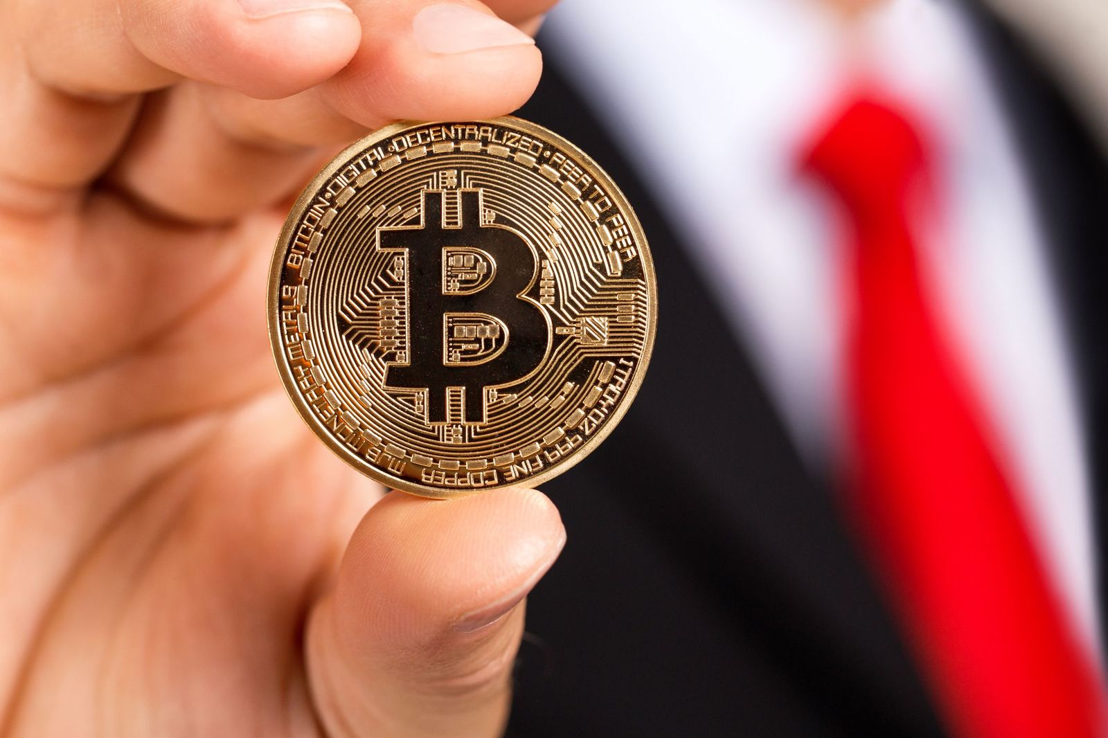 'You might get fired if you don't own Bitcoin': CoinShares on CNBC