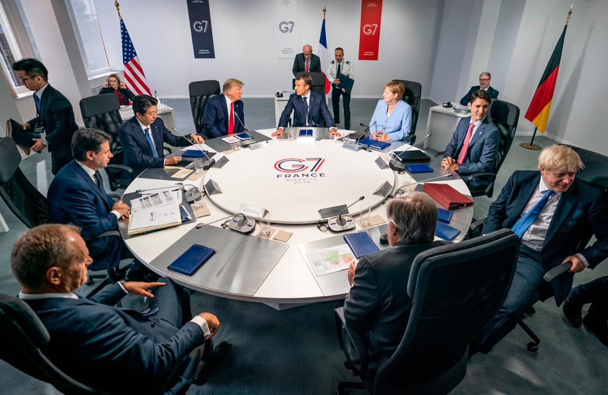 World governments agree on importance of crypto regulation at G-7 meeting