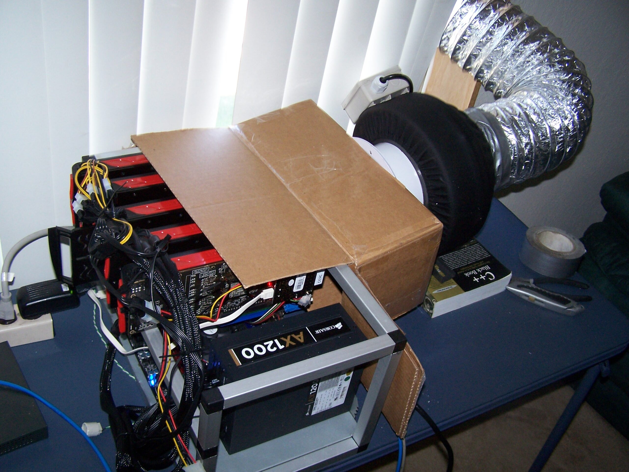 Crypto winter: Bitcoiners use mining rigs as heaters as temperatures drop
