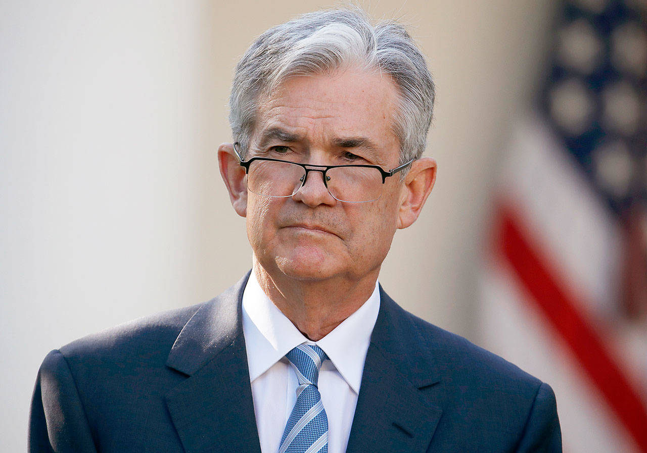 Fed chair says it's up to Congress to bring a digital dollar to market