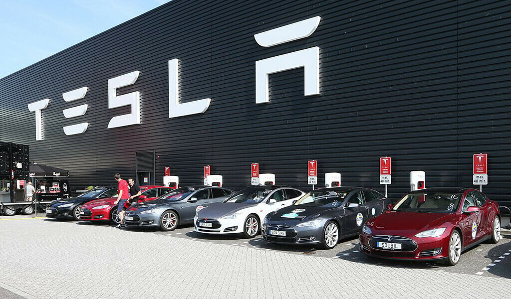Tesla may have made more money holding Bitcoin than selling cars