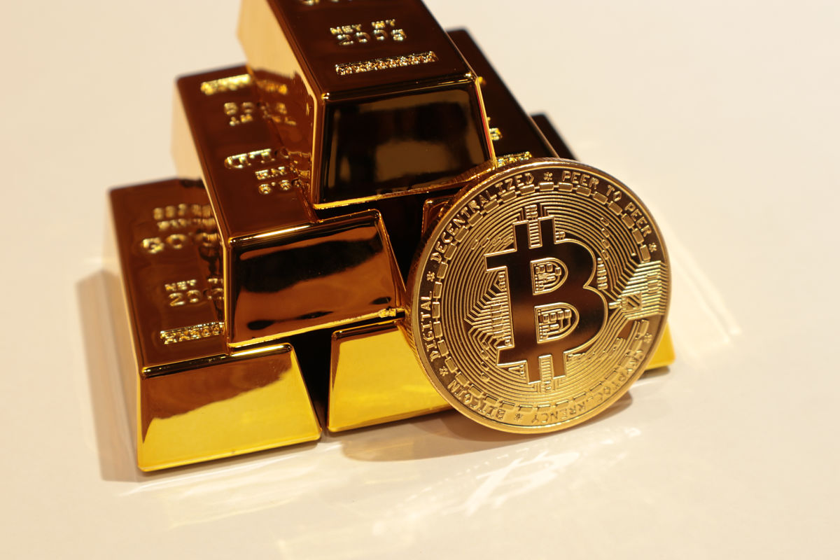 Bitcoin is outshining gold in the battle of the safe havens