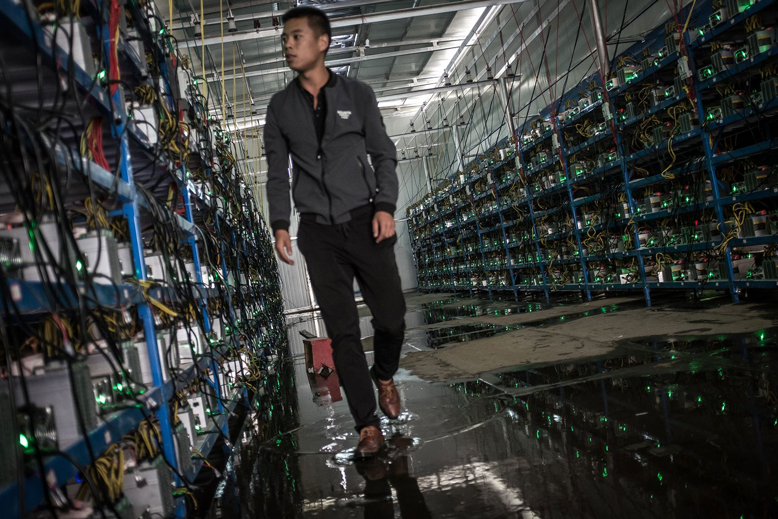 Bitcoin mining in China set for 'stricter supervision' due to carbon concerns