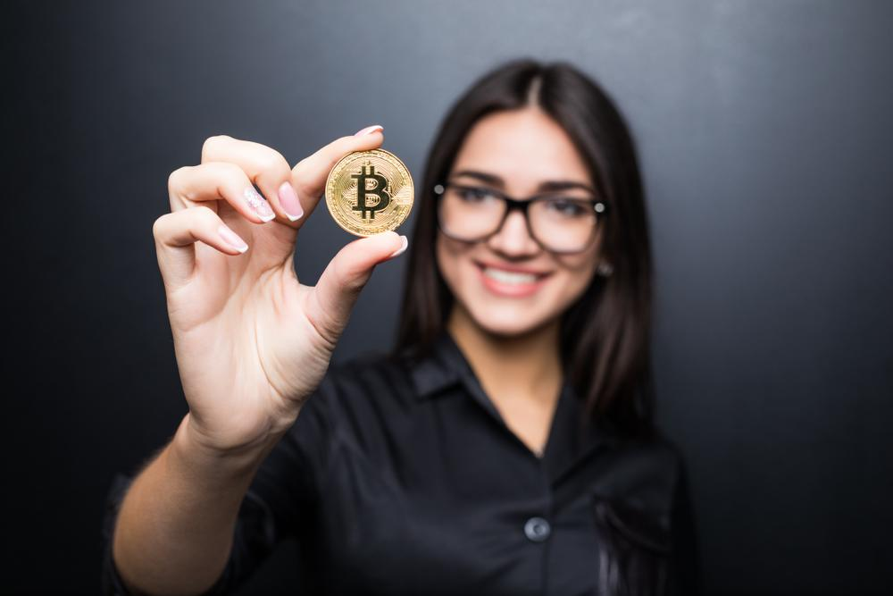 Win $100 for participating in a short survey about women in crypto