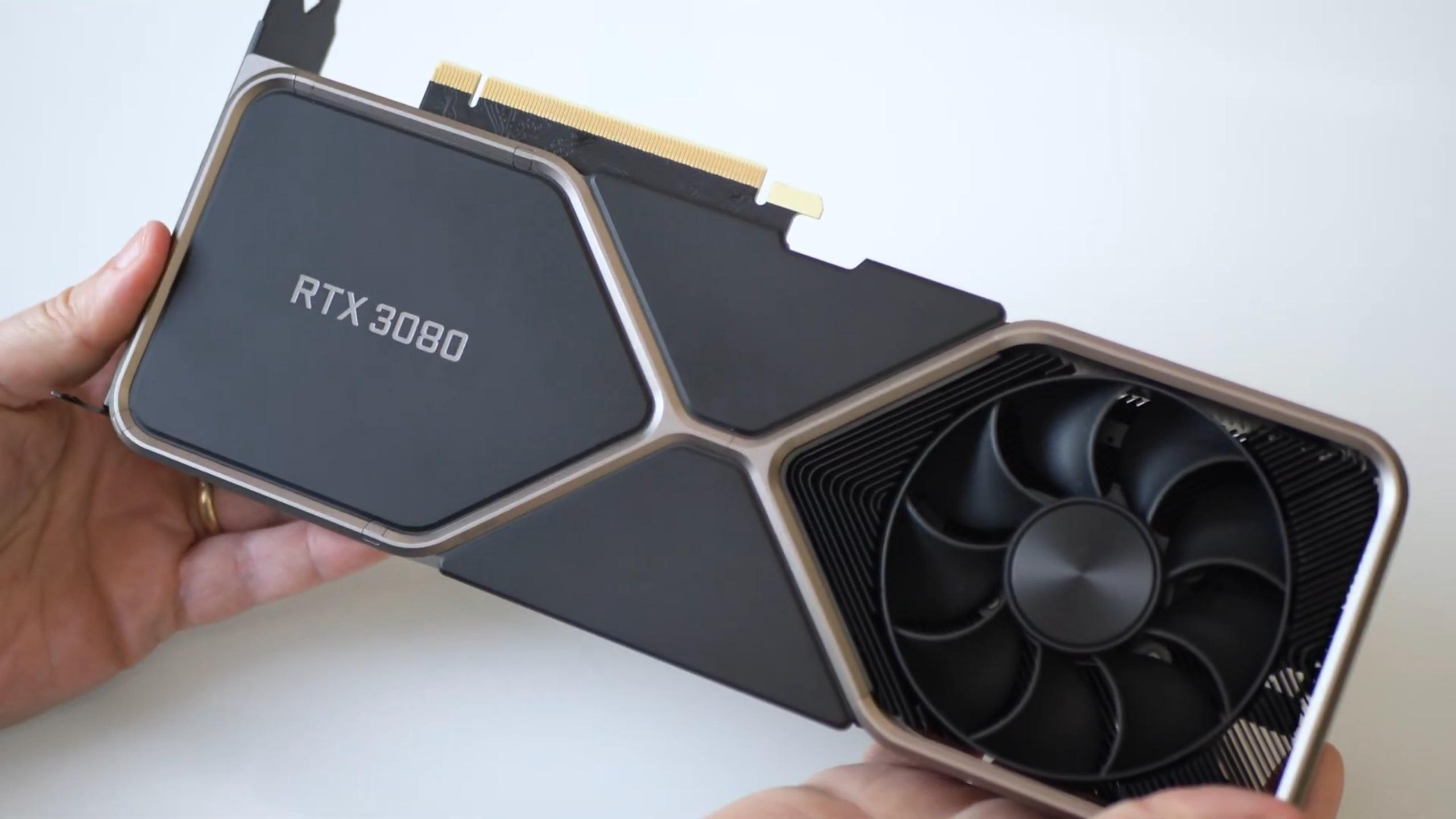 Leaked Nvidia RTX 3080 Ti GPU shown mining Ether at 118 Mh/s