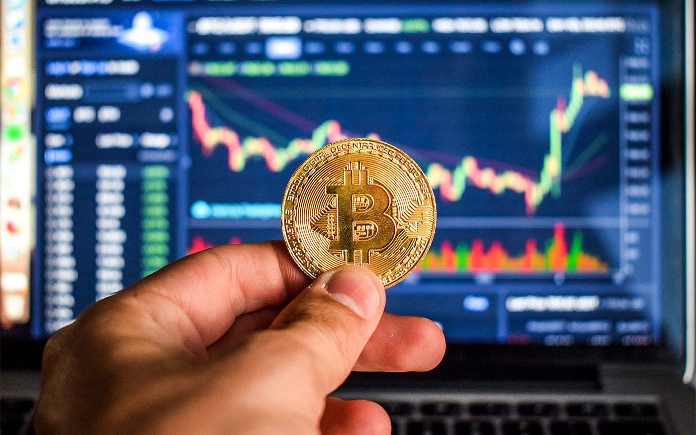 Bitcoin market dominance falls to three-year low of 40%