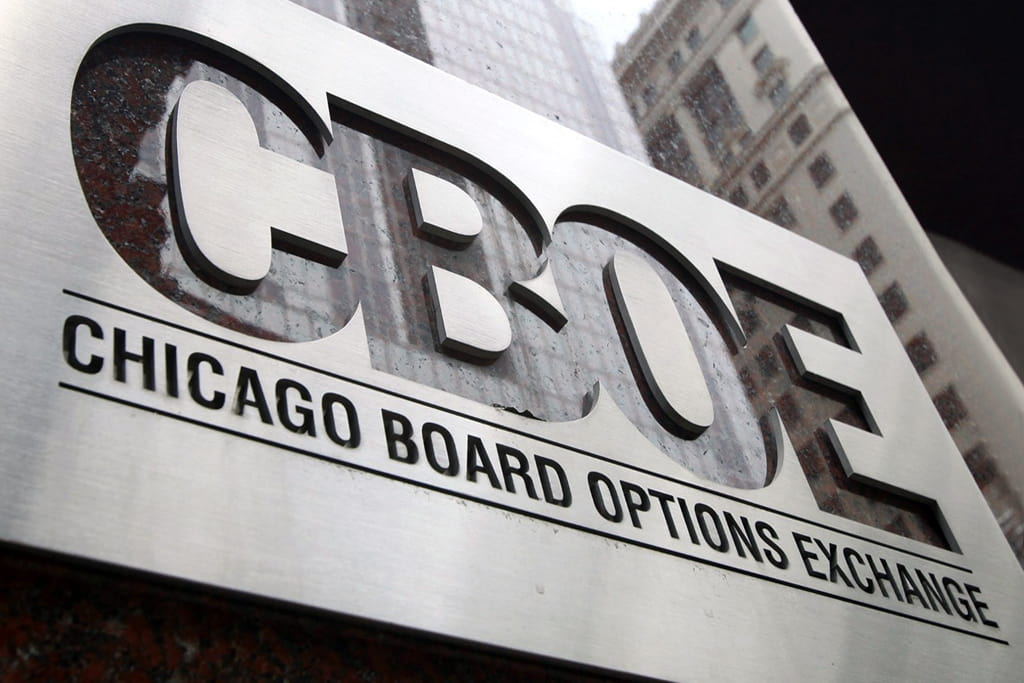 CBOE files another Bitcoin ETF application with the SEC