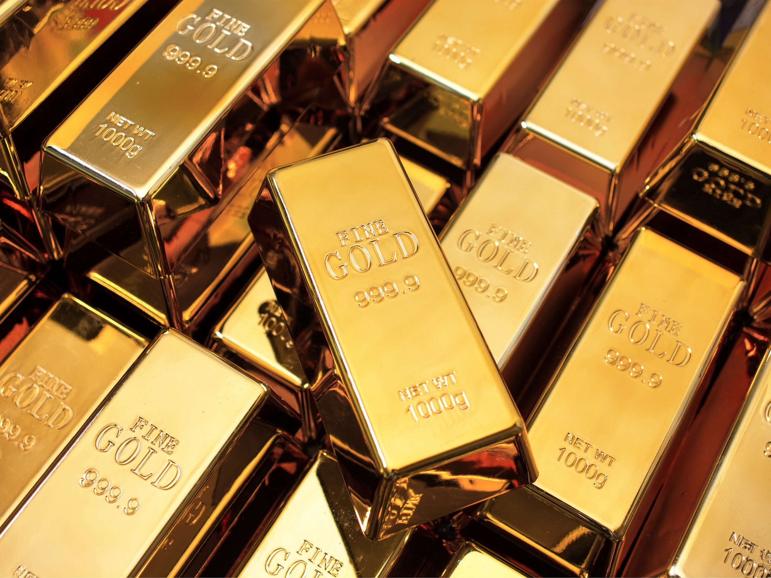 Gold hits four-month high following crypto crash