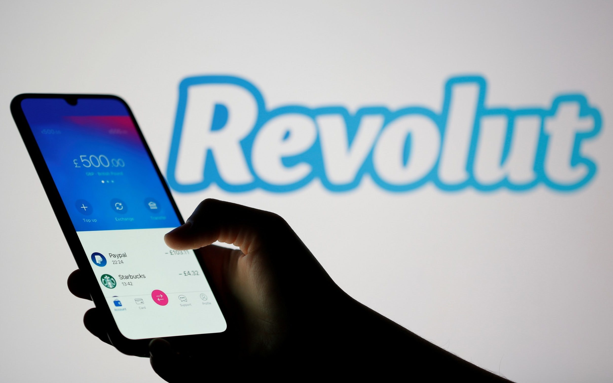 Revolut app announces Bitcoin withdrawals… within limits