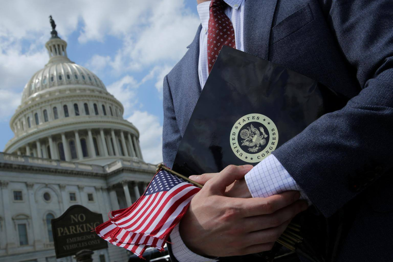 US Congressman expresses importance of crypto wallet privacy