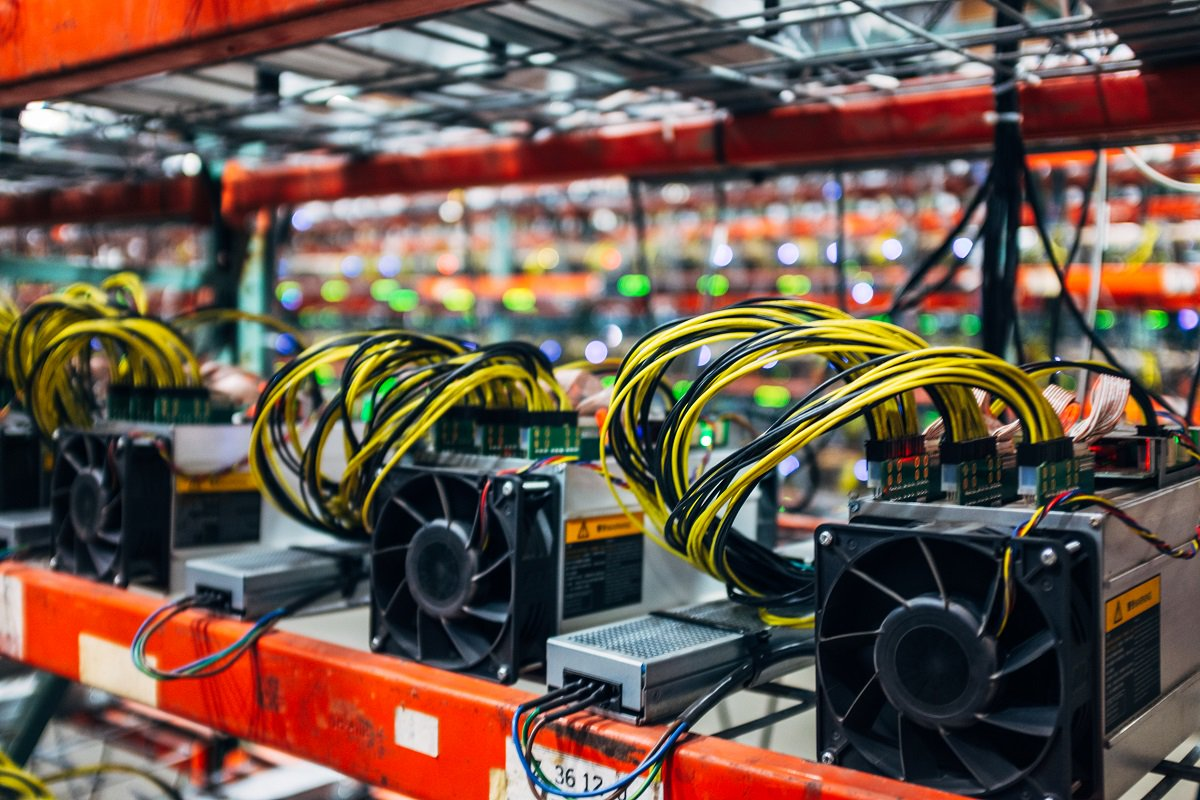 With crypto mining banned in Iran, local authorities seize 7K rigs