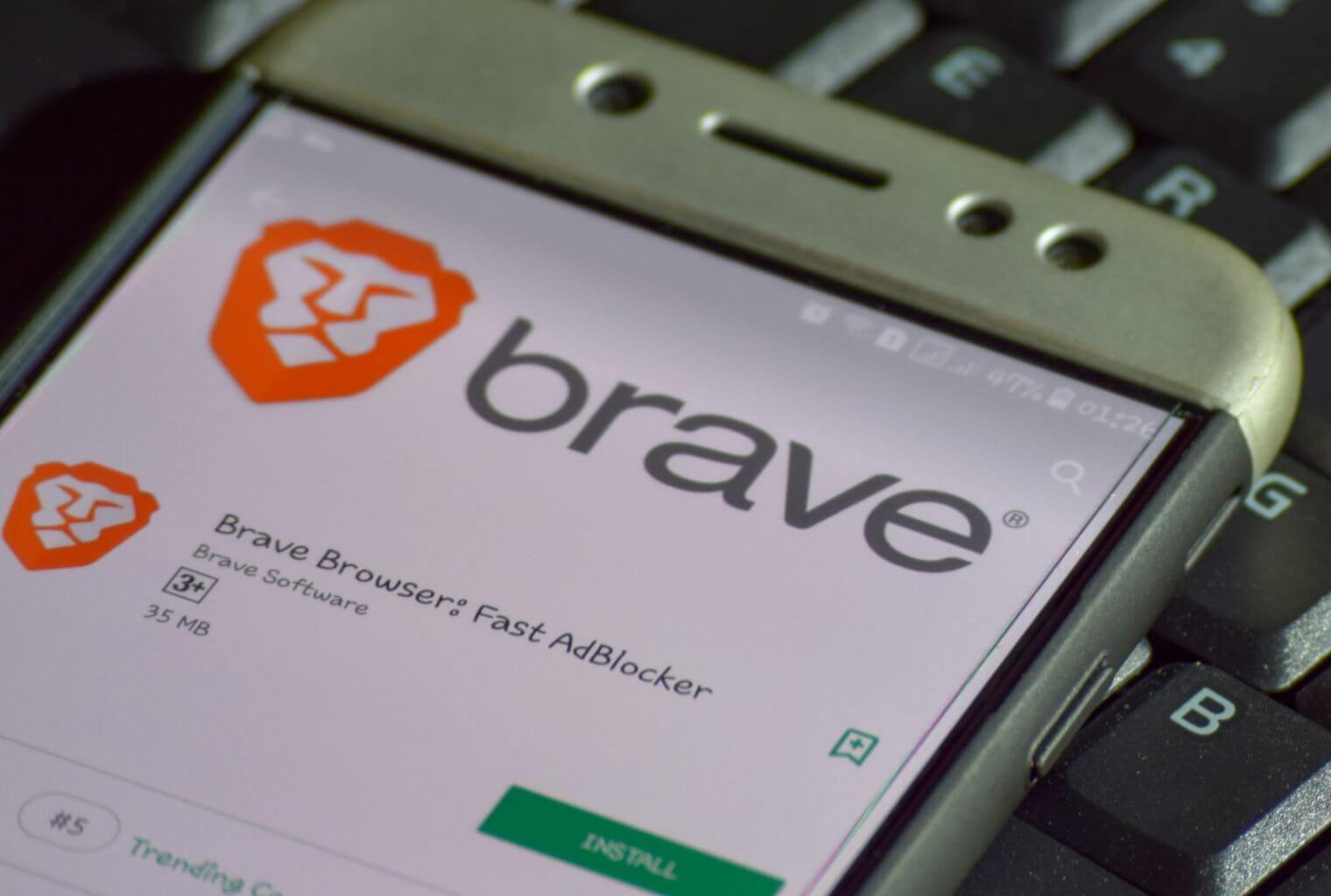 Brave takes aim at Google with privacy-protecting search engine beta