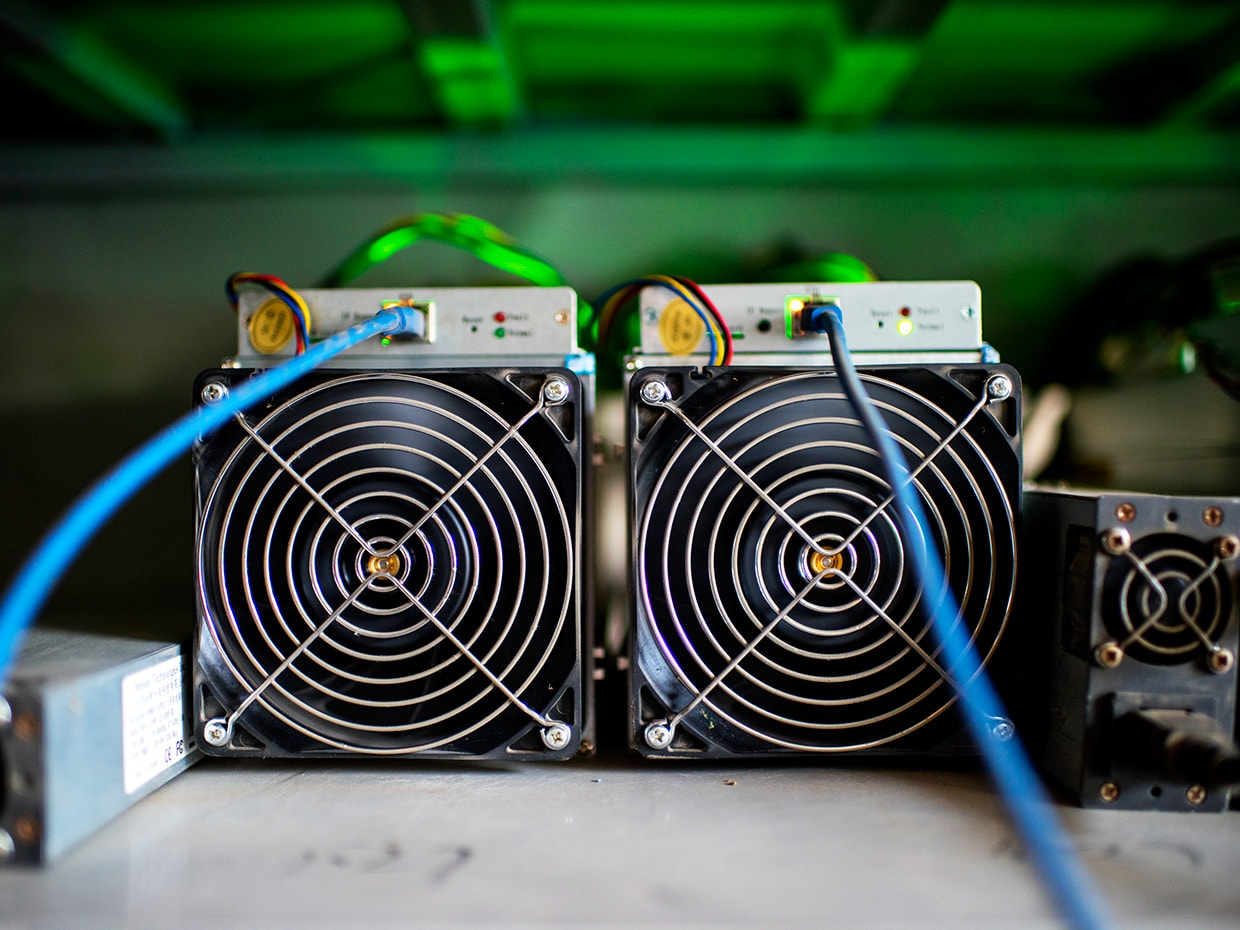 Malaysia is literally crushing thousands of illegal Bitcoin miners