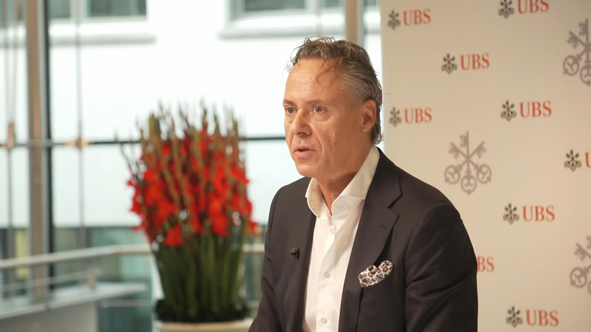 Crypto is an 'untested asset category,' says UBS CEO Ralph Hamers