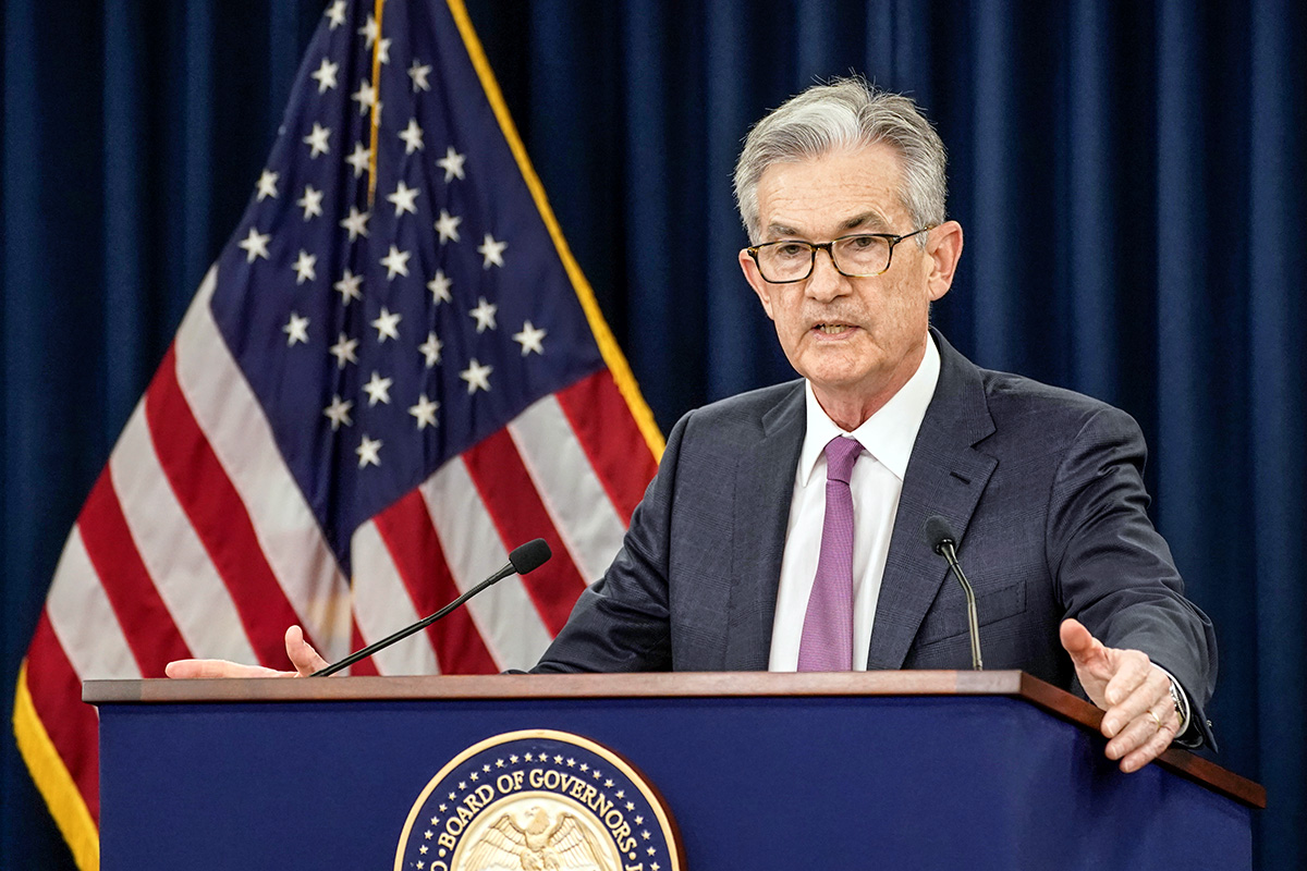 Fed Chair says stablecoins need stricter regulation, speaks on CBDC