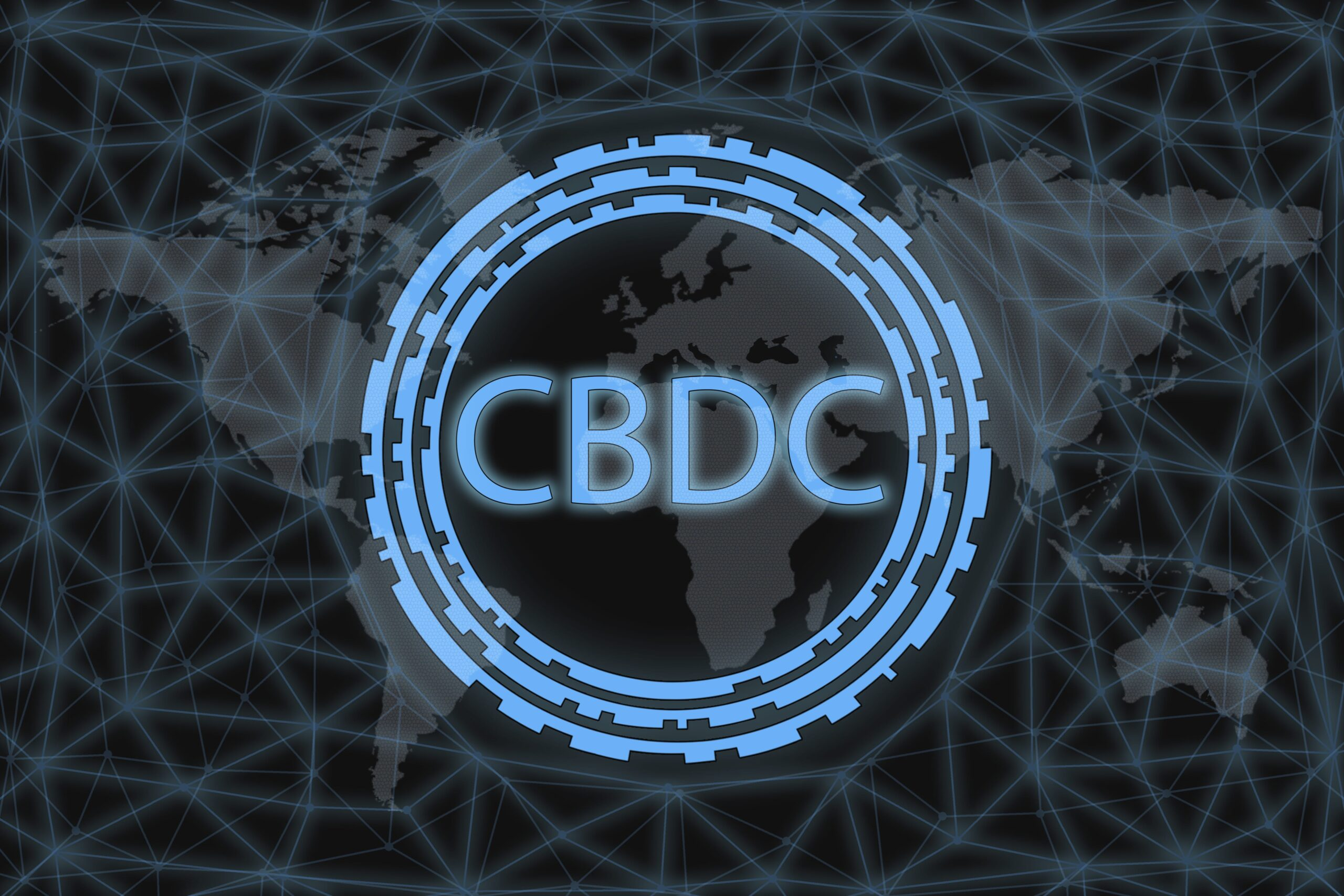 Countries representing over 90% of global GDP are exploring CBDCs