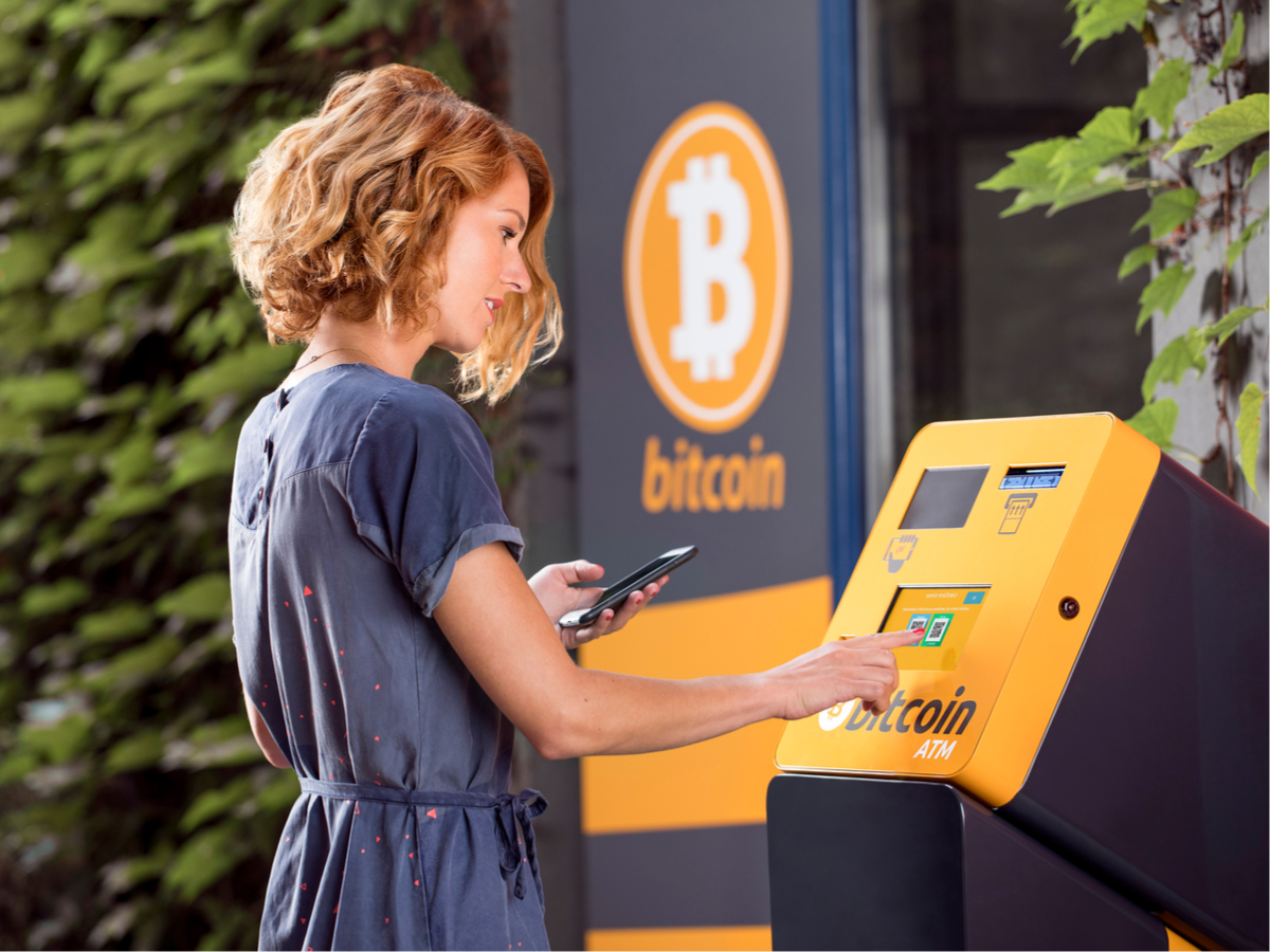 Global crypto ATM installations have increased by 70% in 2021