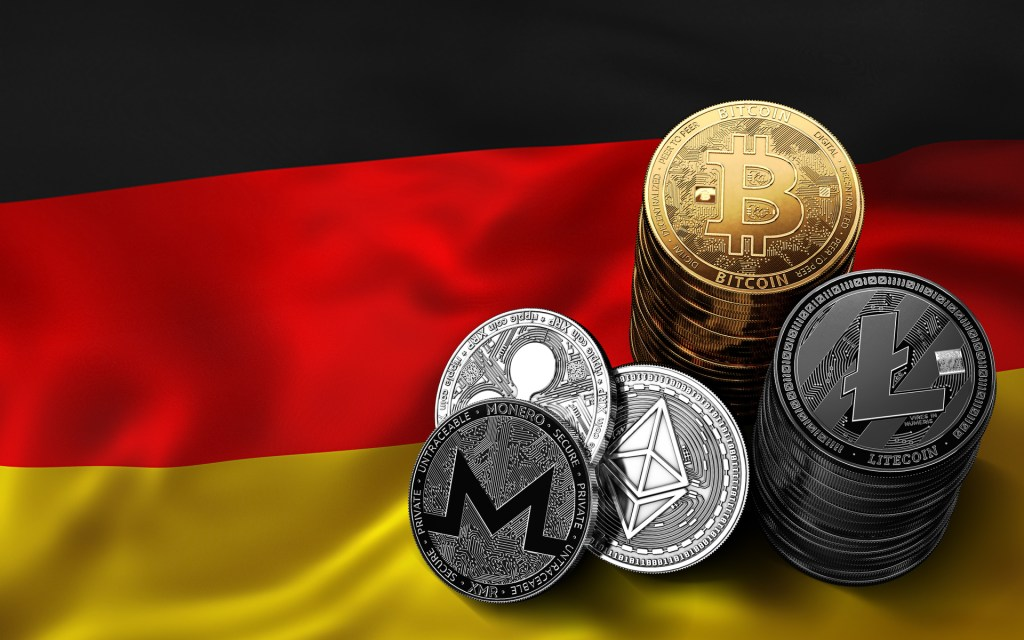 German law allowing institutional funds to hold crypto comes into effect Aug. 2