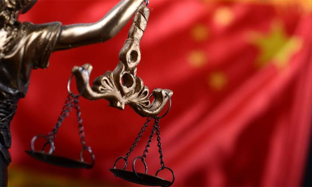 Crypto 'not protected by law,' rules provincial high court in China
