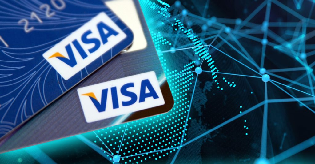 Visa working on blockchain interoperability hub for crypto payments