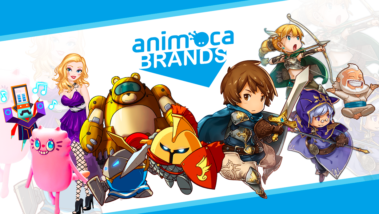 Animoca Brands doubles valuation to $2.2B with new $65M funding round